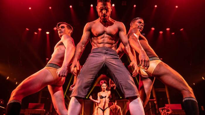 Watch the Stream of  'Broadway Bares: Zoom'
