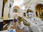 Europe Has Half of World's 4M New Virus Cases But Sees Hope