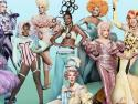 Frayed or Fab? 'RuPaul's Drag Race' Fashion Recap, Episode 1