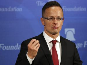 Hungary's Foreign Minister Defends Law Limiting LGBT Rights